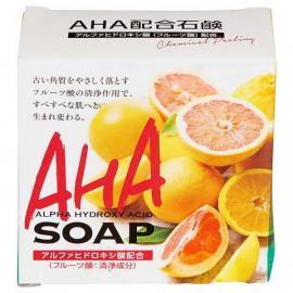 image of 【CLOVER】保濕洗顏皂-果酸 80g  AHA Facial Cleansing Bar