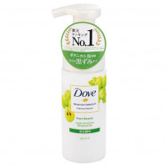 image of 【Dove多芬】日本植萃淨緻毛孔草本泡洗顏145ml Pore Beauty Foaming Cleansing