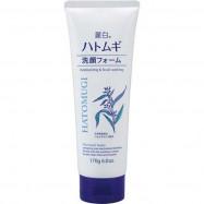 image of 【麗白】薏仁潔顏乳  Hatomugi moisturizing & facial washing