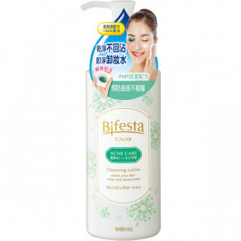 image of 【Bifesta碧菲絲特】抗痘即淨卸妝水 300ml   Makeup remover