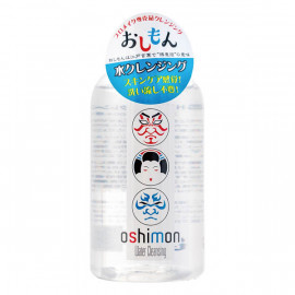 image of 【Oshimon】清爽卸妝水300ml  Makeup remover