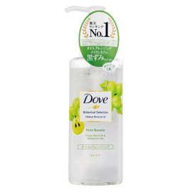 image of 【Dove多芬】日本植萃淨緻毛孔草本潔顏油165ml Pore BeautyMakeup Remover Oil  1PCS