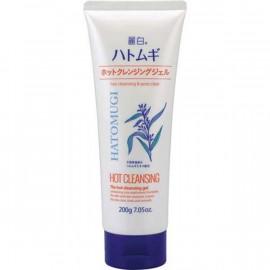 image of 【麗白】薏仁卸妝凝膠 Hatomugi Hot Cleansing & Pore Clear