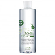 image of 【LEGERE蘭吉兒】97蝸牛保濕防護精華露 500ml 97 snail moisturizing protective essence 1PCS
