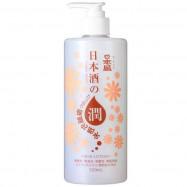 image of 【Nihonsakari】日本酒潤澤保濕化妝水(甘菊)550ml  moisturizing lotion 1PCS