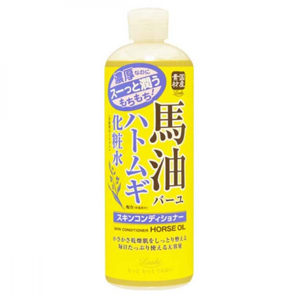 C.R薏仁馬油超潤化妝水500ml