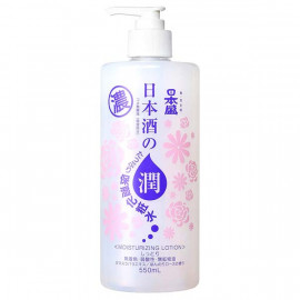 image of 【Nihonsakari】日本酒潤澤保濕化妝水(玫瑰)550ml