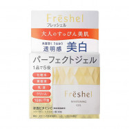 image of 【Freshel膚蕊】深層涵水保濕凝膠(美白) 80g