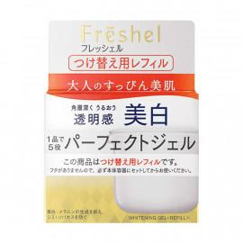 image of 【Freshel膚蕊】深層涵水保濕凝膠(美白)-補充瓶 80g