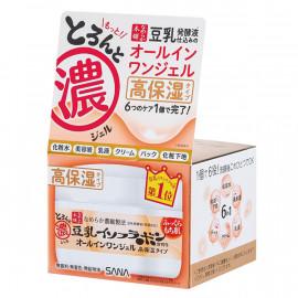 image of 【SANA莎娜】豆乳美肌多效保濕凝膠霜(濃潤)100g