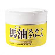 image of 【LOSHI】天然馬油保濕潤膚乳霜 220g