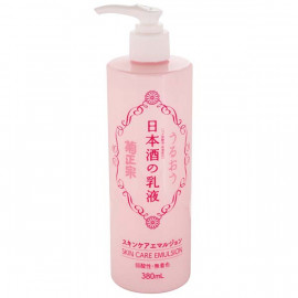 image of 【菊正宗】日本酒保濕乳液-粉 380ml