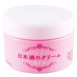 image of 【菊正宗】日本酒保濕霜-粉 150g