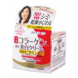 image of 【KOSE】極上活妍緊緻淨斑乳霜100g