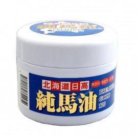 image of 日本北海道日高純馬油120ml Moisturizer Cream
