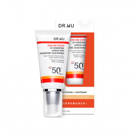 image of 【DR.WU】全日保濕防曬乳(潤色款)SPF50+- 30ml Suncare System 1PCS