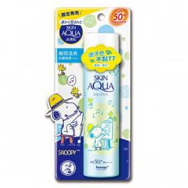 image of 【曼秀雷敦】水潤肌瞬間清爽防曬噴霧-無香(SNOOPY) 90g  Sunscreen spray 1PCS