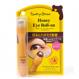 image of 【Country&Stream】蜂蜜保濕眼部按摩筆15ml Honey Eye Roll-on 1PCS