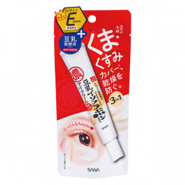 image of 【SANA莎娜】豆乳美肌保濕透亮眼霜20g Moisturizing and translucent eye cream 1PCS