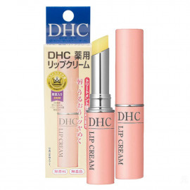 image of 【DHC】純欖護唇膏 1.5g Lip Cream 1PCS