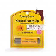 image of 【Country&Stream】天然蜂蜜唇膏4.5g Natural Honey Lip 1PCS