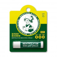 image of 【曼秀雷敦】潤唇膏3.5g-01藥用 Mentholatum Medicated Lipbalm 1PCS