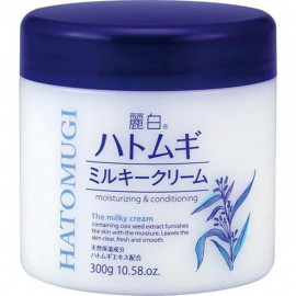 image of 【麗白】薏仁保濕凝霜 Moisturizing & Conditioning 1PCS