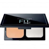 image of 【Maybelline媚比琳】FIT ME反孔特霧無瑕嫩粉餅SPF32 PA+++ 230自然色 9g  Makeup Powder cake 1PCS