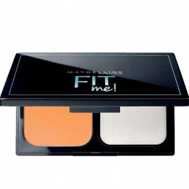 image of 【Maybelline媚比琳】FIT ME反孔特霧無瑕嫩粉餅SPF32 PA+++ 310裸膚色 9g Makeup Powder cake 1PCS