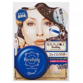 image of 【SANA莎娜】毛穴職人透明遮瑕蜜粉餅  Makeup Powder cake 1PCS