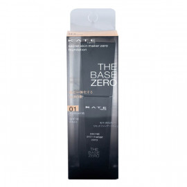 image of 【KATE凱婷】零瑕肌密粉底液-02柔膚色 30ml Secret skin maker zero foundation 1PCS