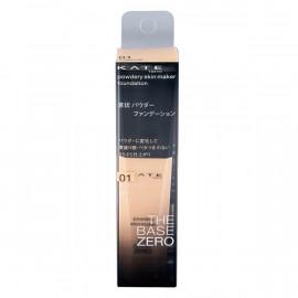image of 【KATE凱婷】零瑕肌密微霧粉底液-01柔膚色 30ml Powdery skin maker foundation 1PCS