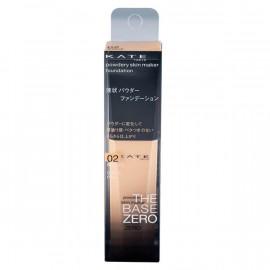 image of 【KATE凱婷】零瑕肌密微霧粉底液-02自然色 30ml  Powdery skin maker foundation 1PCS