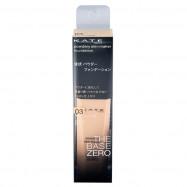 image of 【KATE凱婷】零瑕肌密微霧粉底液-03淺膚色 30ml Powdery skin maker foundation 1PCS