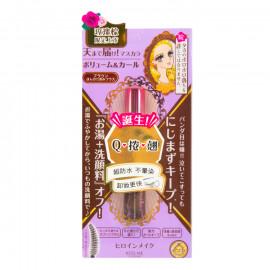 image of 【Kissme】花漾美姬瞬翹自然捲濃密防水睫毛膏(02玫瑰棕) 6g Waterproof mascara 1PCS