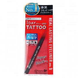image of 【K-Palette】完美持久長效眼線液-漆黑色 22g Eyeliner pencil 1PCS