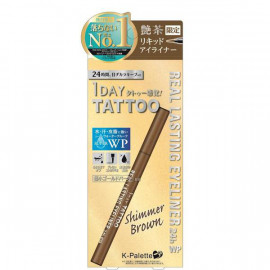 image of 【K-Palette】完美持久長效眼線液-珠光棕 22g Eyeliner pencil 1PCS