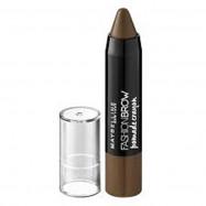 image of 【MAYBELLINE媚比琳】宛若真眉零技巧柔滑眉蠟筆焦糖拿鐵(1.5g) Eyebrow pencil 1PCS