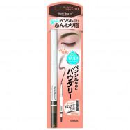 image of 【SANA莎娜】柔和兩用立體持色眉筆-01灰棕色 12g eyebrow pencil 1PCS