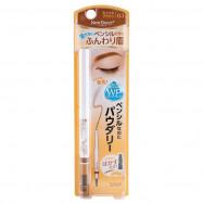 image of 【SANA莎娜】柔和兩用立體持色眉筆-03駝棕色 12g eyebrow pencil 1PCS
