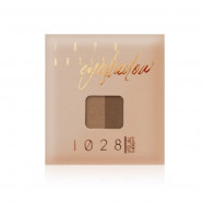 image of 【1028】自我組藝雙色眉粉-焦糖拿鐵(BR-01) Eyebrow powder 1PCS