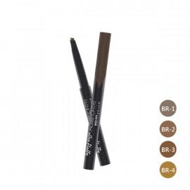 image of 【MAYBELLINE媚比琳】宛若真眉-柔霧塑型眉膠筆BR-1(0.2g) eyebrow pencil 1PCS