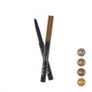 image of 【MAYBELLINE媚比琳】宛若真眉-柔霧塑型眉膠筆BR-3(0.2g) eyebrow pencil 1PCS