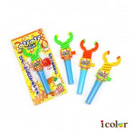 image of 彩色魔術手伸縮玩具夾