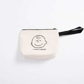 image of 查理‧布朗漫畫手拿包 Charlie Brown Comic Clutch