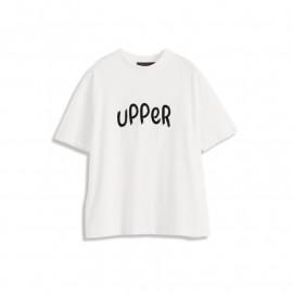 image of PUPPER印字棉質短T UPPER Printing Cotton Short T