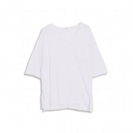 image of 口袋造型素面短T  Basic Pocket Cotton T