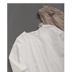 女裝 親子系列V領純棉上衣 Women's Family V-Neck Cotton Top