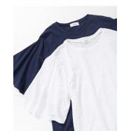 image of 寬版造型荷葉袖上衣 兩色售 Wide-Patterned Ruffled Sleeve Top Two-Colors