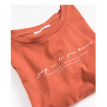 草寫英文印花棉T Sketch English Printed Cotton T